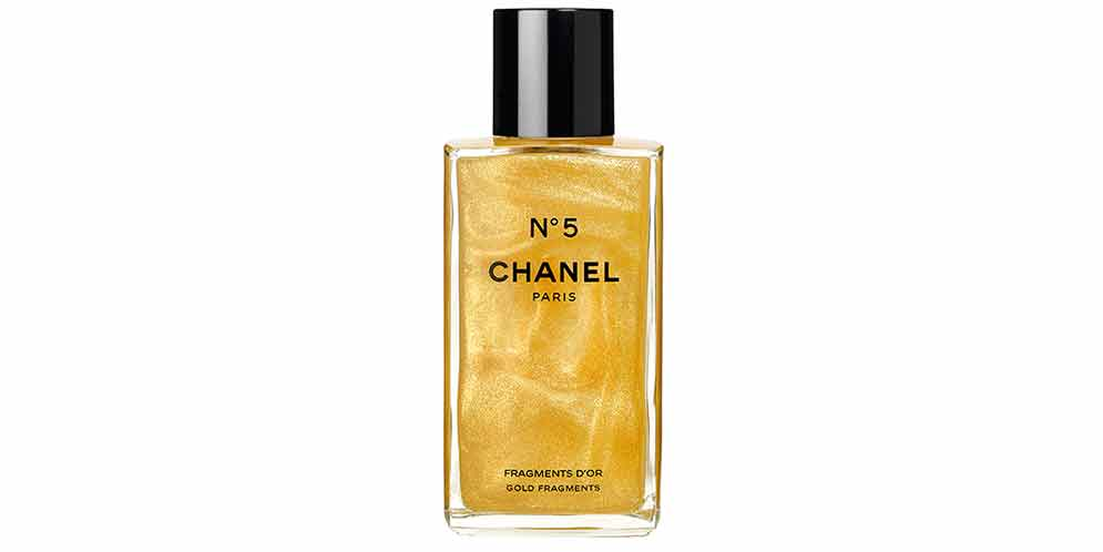CHANEL N°5 FRAGMENTS D'OR