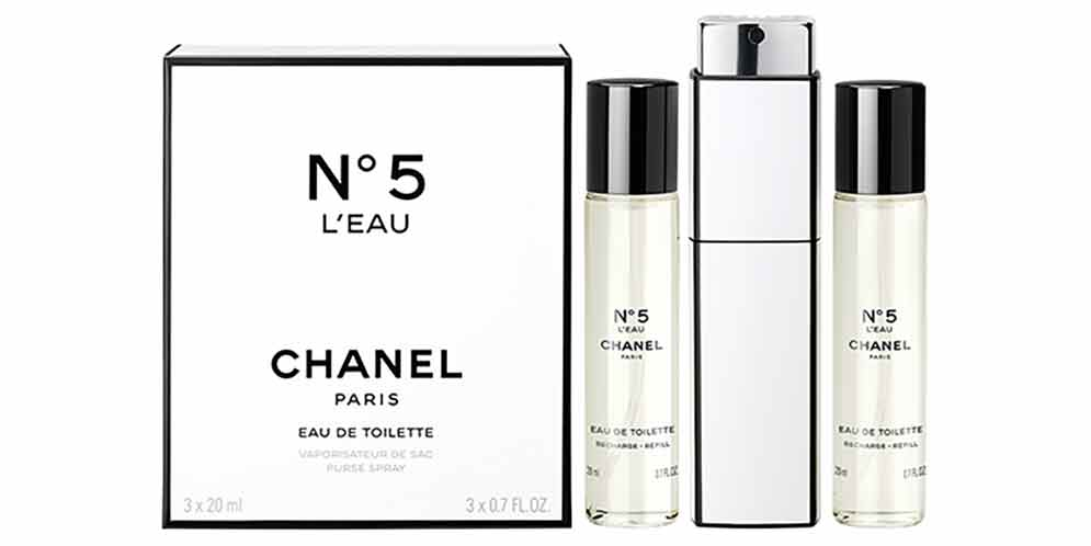CHANEL N°5 L'EAU TWIST AND SPRAY