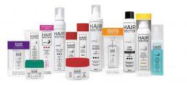 Hair Doctor Professionelle Haarpflege- und Stylingprodukte mit Wirkstoffformel