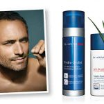 Clarins Men Hydra-Sculpt & UV Plus