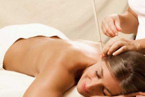Aroma – Ohrenkerzen Behandlung nach Hopi