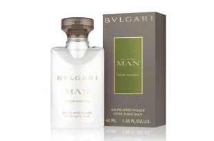 BVLGARI MAN WOOD ESSENCE AFTER SHAVE Balm