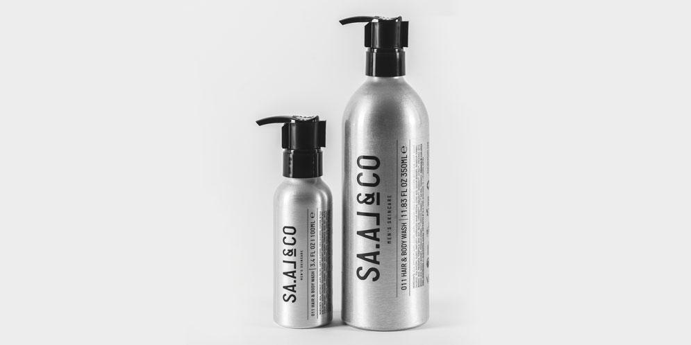 SA.AL&CO 2in1 Hair & Body wash