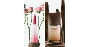Issey Miyake – the new fragrances