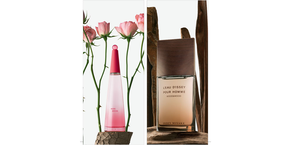 Issey Miyake – the new fragrances