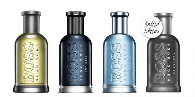 All you need is a Boss. Für den Mann von Heute. – Parfümerien mit Persönlichkeit